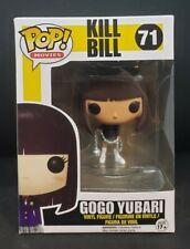 Funko Pop! Movies: Kill Bill Gogo Yubari #71 Vaulted/Retired w/ Protector