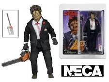 Action figure Texas Chainsaw Massacre 2 Leatherface retro Clothed 20 cm Neca