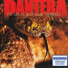 PANTERA - THE GREAT SOUTHERN TRENDKILL CD ~ PHIL ANSELMO~DIMEBAG DARRELL *NEW*