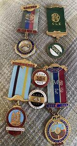 Buffalo Medals Scarborough Harrogate 1961 Edinburgh 1964 Nice Lot