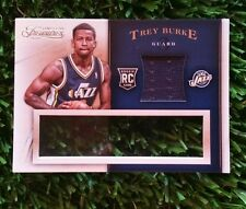 2013-14 Timeless Treasures Rookie Jersey Autograph Prime Trey Burke #125