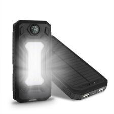 Impermeable 300000mah Portátil Solar Batería Externa Cargador para teléfono