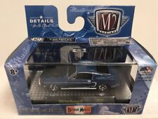 M2 Machines Detroit Muscle Release FL01: 1/64 1968 Ford Mustang GT Car
