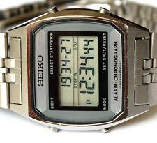 VINTAGE MENS MINT NOS SEIKO A904 500A DIGITAL ALARM CHRONOGRAPH NEW OLD STOCK