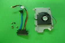 GENUINE Dell Optiplex FX160 Hard Drive Bracket Kit Caddy & Fan w/ Cable H224H