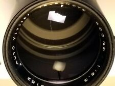 Vivitar/Tokina 400mm F6.3 Telephoto lens/ EXCELLENT GLASS! M42 Mount