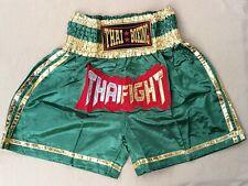 Muay Thai Fight Shorts Boxing Martial Arts MMA Trunks Sports Clothing M L XL XXL