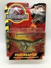Jurassic Park JP3 III Hybrid Raptor Velocirraptor Wave 1 Hasbro 02 Capture Gear For Sale