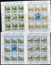 BOSNIAN SERB REPUBLIC 2005 50th Anniversary of Europa Stamps sheetlets MNH / **.