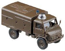 Roco Herpa Minitanks HO 1/87 Unimog S404 TroLF 750 Tank Fire Engine 734