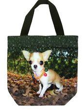 Chiwawa Chihuahua Tasche Mini Einkaufstasche Hunde Motiv Geschenk by Ella Jonte
