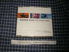 CD Pop Kieran Goss - Out Of My Head (2 Song) COG CUMMUNICATION Eire Irish Folk