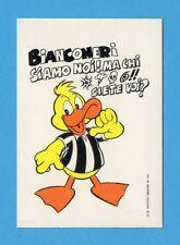 JUVE NELLA LEGGENDA-Ed.MASTER 91-Figurina/ADESIVO n.80- BIANCONERI SIAMO NOI-NEW