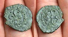 MESSINA - CARLO I 1266-1282 -MI/ DENARO