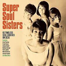 Various Artists - Super Soul Sisters / Various [New CD] UK - Import