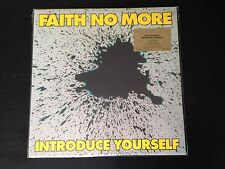 Faith No More Introduce Yourself 180gm Yellow Vinyl LP 2013 & MOV