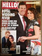 HELLO Magazine 1518 Princess Eugenie Jack Brooksbank Kate Middleton Prince Harry