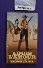Kiowa Trail Louis L'Amour Western Paperback Book *ShipDeals*Build-A-Lot