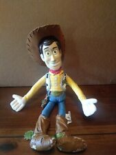 """Toy Story woody's bendable 20"""" Disney Store Vintage"""
