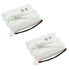 2 NEW Cordless Home Phone Rechargeable Battery AT&T/Lucent 3300 3301 6100 6200