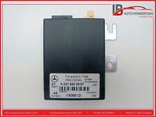 Mercedes Benz ► Original Telestart Mopf Standheizung Steuergerät ► A 2218203897