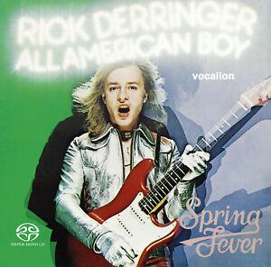 Rick Derringer - All American Boy & Spring Fever [SACD Hybrid Multi-channel]