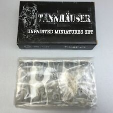 TANNHÄUSER Unpainted Miniatures Set - Take On You - Boite 10 Figurines - NEUF