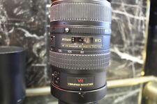 Nikon  AF VR Zoom-Nikkor 80-400mm f/4.5-5.6D  lens