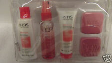 Original KMS California Silk Sheen 5 Piece MINI BAG DEAL With Clear Vinyl Pouch!