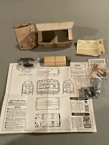 HO Scale Vintage Walthers Model 7812 The Piker Craftsman Kit Wood / Metal