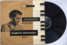 INGRID HAEBLER / SCHUBERT Impromptus VOX PL.8940 VG++/VG+