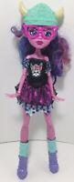 Monster High Doll Kjersti Trollson Brand-Boo Students Mattel Daughter Of Troll