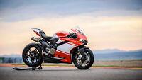 """Ducati 1299 Superleggera Bikes Auto Car Art Silk Wall Poster 24x36"""""""
