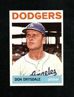 1964 TOPPS #120 DON DRYSDALE HOF LOS ANGELES DODGERS NM/MT (OR BETTER)