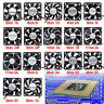 12/24V Waterproof 40/50/60/90/118mm Low Noise Brushless Cooling Fan Radiator lot