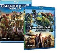 Blu Ray Tartarughe Ninja Collection - (2 Film Blu Ray).....NUOVO