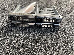 """Dell 0X968D 3.5"""" SAS Tray Caddy R720 R710 R520 R510 R420 T710 x 4"""