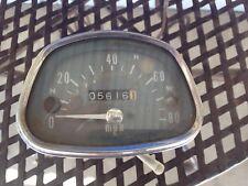 1987 Speedo Speedometer Guage Honda CT110 CT 110 Posties