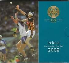 Ierland BU set 2009 / 1 cent - 2 euro KMS