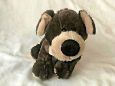 Webkinz Stuffed Plush MOCHA PUP Puppy Dog Soft Lovey Toy Brown Tan