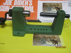 Redding Mdl # 1400 Case Trimmer Excellent for Reloading Brass Cases Dad Cutting