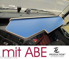 Passend VOLVO FH4 LKW Tisch Ablage mit ABE Ablagetisch durchgehend beige blau