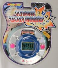 Electronic Game Ultimate Galaxy Invaders MicroGear 2003 RETRO handhld arcade
