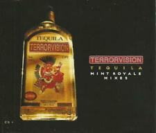 TERRORVISION - TEQUILA 1998 UK CD SINGLE PART ONE