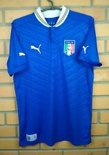Italia Italy jersey small 2012 2014 home shirt soccer football Puma
