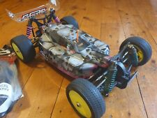 Rare Custom Losi Xxx4 Rc Buggy 4wd Brushless