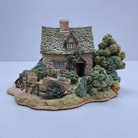 Lilliput Lane CRUCK END Didbrook Gloucestershire Anniversary Special Edition B&D