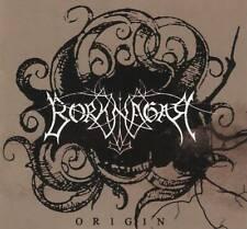 BORKNAGAR - ORIGIN (2006) Norwegian Progressive Metal CD Jewel Case by Fono+GIFT