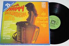 SUPER HAPPY AKKORDEON HITS - 2xLP Nude Cover Delta Records (DA 2034)