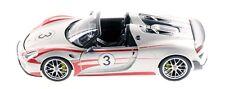 "MINICHAMPS 110062441 Porsche 918 Spyder - 2013 Weissach ""Salzburg""  1:18 NEU/OVP"
